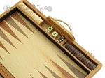 picture of 15-inch Wood Backgammon Set - Olive Wood (7 of 11)