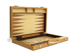 picture of 15-inch Wood Backgammon Set - Olive Wood (9 of 11)