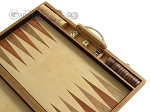 picture of 18-inch Wood Backgammon Set - Olive Wood (7 of 11)