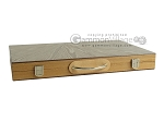 picture of 18-inch Wood Backgammon Set - Olive Wood (11 of 11)