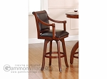 Palm Springs Swivel Bar Stool - Item: 2542