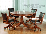 picture of Park View Game Table Set (Table + 4 chairs) (2 of 3)