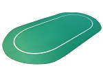 Sure Stick Rubber Foam Table Top - Green - Item: 2603