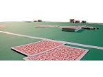 picture of Sure Stick Rubber Foam Table Top - Green (2 of 4)