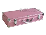 picture of White Swan Mah Jongg - White Tiles - Aluminum Case - Pink (5 of 11)