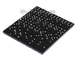 picture of Double 6 Swarovski Crystal Black Dominoes Set - Black Croco Case (5 of 6)