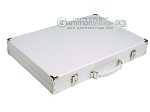 picture of Hector Saxe Carbon Linen/Felt Backgammon Set - White (11 of 12)