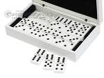 picture of Double 6 Dominoes Set - White Croco Case (3 of 6)