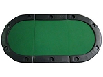 picture of 84in. Tri-Fold Poker Table Top w/ Cup Holders (2 of 4)