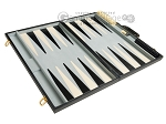 picture of 21-inch Tournament Backgammon Set - Black (9 of 11)