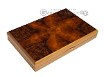 picture of Double 9 Venetian Dominoes in Briar Wood Box (2 of 7)