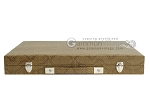 picture of Hector Saxe Faux Snake Backgammon Set - Medium - Beige (12 of 12)