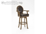picture of Warrington Swivel Bar Stool (1 of 1)