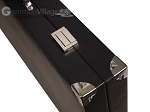 picture of Wycliffe Brothers® Tournament Backgammon Set - Black with Black Field - Gen II (12 of 12)