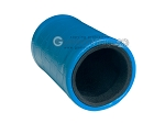 picture of Turquoise Leatherette Backgammon Dice Cup - Black Interior with Trip Lip (2 of 2)