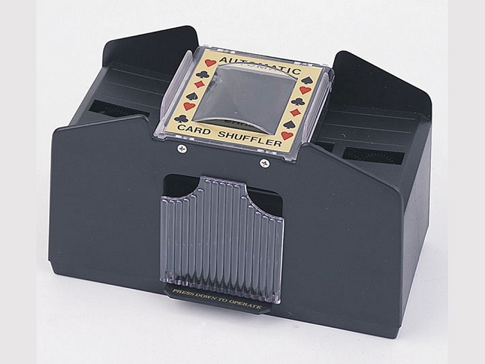 4 Deck Automatic Card Shuffler