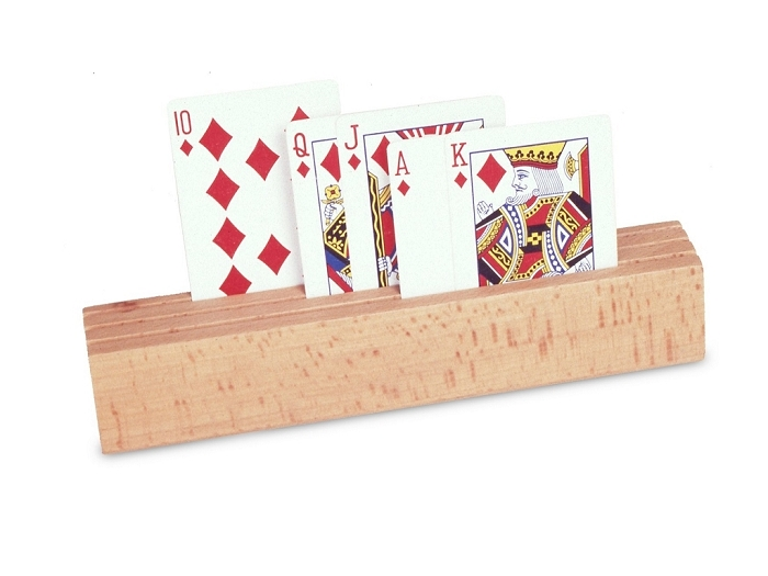 3325 - Wooden Card Holder