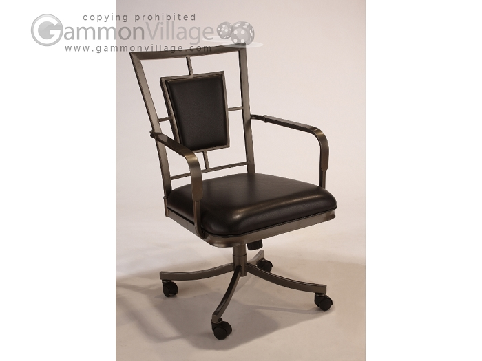Auckland Caster Game Chairs - Set of 2
