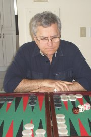 From Backgammon Beginner to Intermediate to Backgammon Giant by Phil Simborg