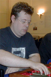 Cotswold Final: Davies Vs. Lee - M3 - Game 1 by Snowie 4 Pro