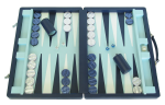 Leather Backgammon Sets: $100-$900