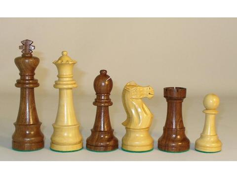 Jumbo Sheesham Wood Chessmen