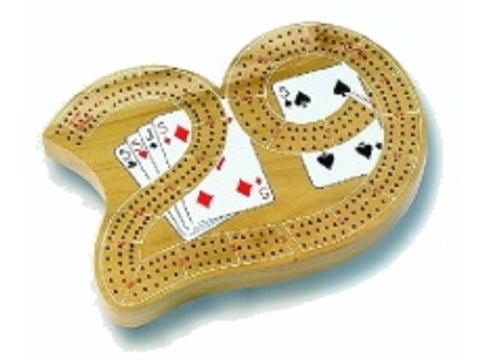 Big 29 Cribbage Set