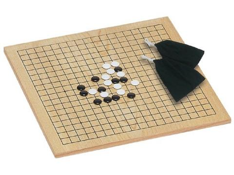 Wooden Go Set