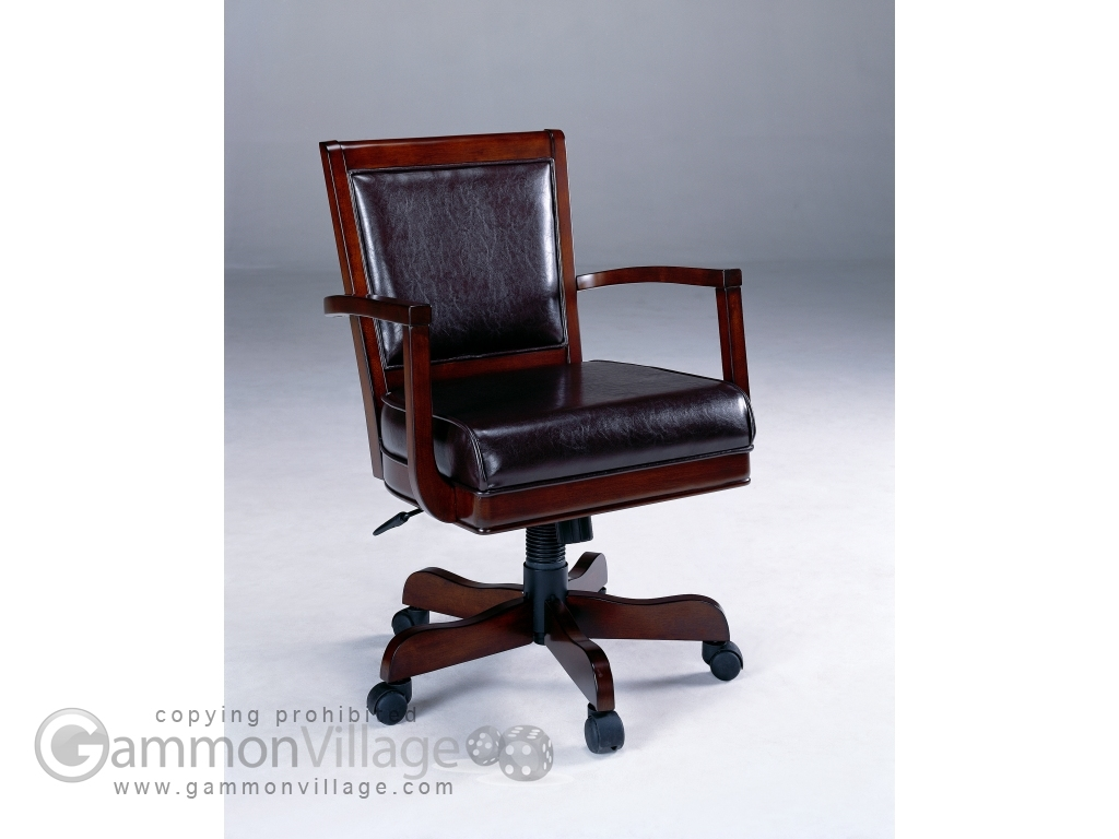 Ambassador Caster Game Chair