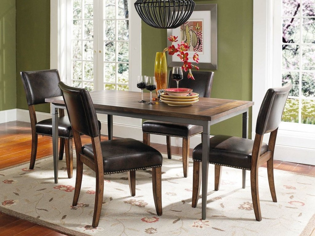 Cameron 5-Piece Table Set (Table + 4 chairs)