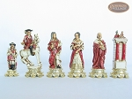 17th Century Luxury French Chessmen