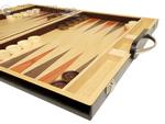 18-inch Wood Backgammon Set - Retro