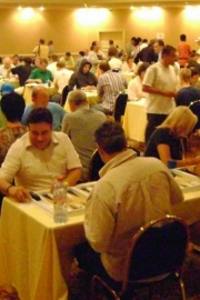 2008 World Backgammon Championships - Day 2 Gallery by Achim Mueller